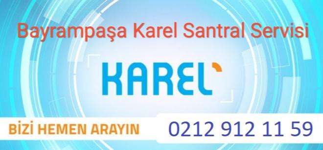 Bayrampaşa Karel Santral Servis
